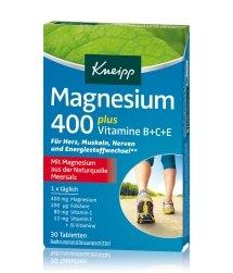 Kneipp Magnesium 400 plus Nahrungsergänzungsmittel