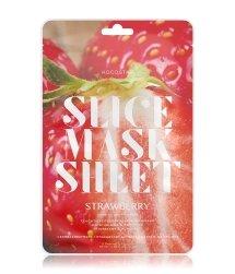 KOCOSTAR Slice Mask Strawberry Tuchmaske