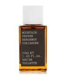 Korres Mountain Pepper Bergamot & Coriander Eau de Toilette