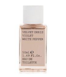 Korres Velvet Orris Violet & White Pepper Eau de Toilette