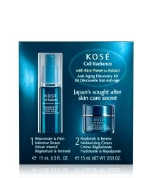 Kosé Rice Power Extract Anti-Aging Discovery Kit Gesichtspflegeset