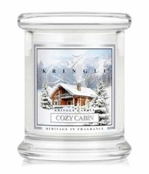 Kringle Candle Cozy Cabin Duftkerze
