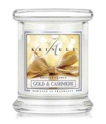 Kringle Candle Gold & Cashmere Duftkerze