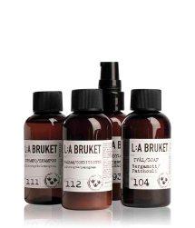 L:A Bruket Hotel Travel Kit Körperpflegeset