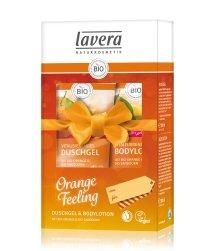 lavera Bio-Orange & Bio-Sanddorn Körperpflegeset