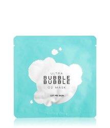LET ME SKIN Ultra Bubble Bubble Tuchmaske