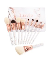 Luvia Essential Brushes Expansion Set - Feather White Pinselset