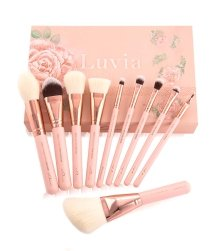 Luvia Essential Brushes Expansion Set - Rose Golden Vintage Pinselset