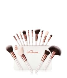 Luvia Essential Brushes Feather White Pinselset