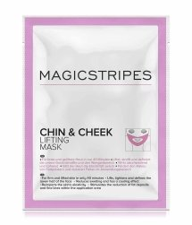 Magicstripes Chin and Cheek Lifting Mask Tuchmaske