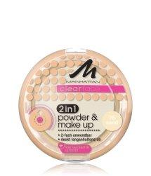 Manhattan Clearface 2in1 Powder & Make Up Kompaktpuder