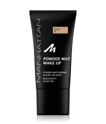 Manhattan Powder Mat Make up Flüssige Foundation