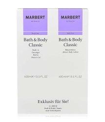 Marbert Bath & Body Classic Duschgel & Bodylotion Körperpflegeset