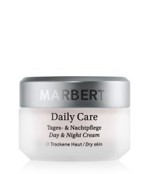 Marbert DailyCare Tages & Nachtpflege trockene Haut Gesichtscreme