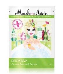 MaskerAide Detox Diva Sheet Gesichtsmaske