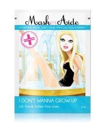 MaskerAide I Don't Wanna Grow Up Sheet Gesichtsmaske