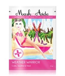 MaskerAide Weather Warrior Sheet Tuchmaske