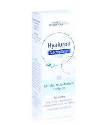 medipharma cosmetics Hyaluron Nachtcreme