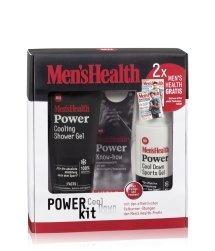 "Men's Health Power Gym to go ""Cool Down"" Körperpflegeset"