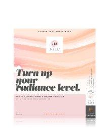 MILU Turn Up Your Radiance Level Tuchmaske