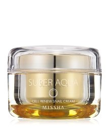 MISSHA Super Aqua Cell Renew Snail Gesichtscreme