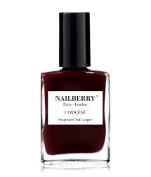 Nailberry L'Oxygéné Noirberry Nagellack
