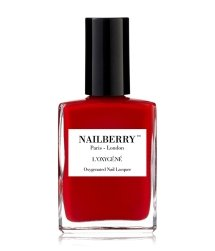 Nailberry L'Oxygéné Rouge Nagellack
