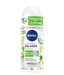 NIVEA Natural Balance Deodorant Roll-On
