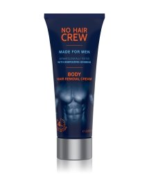 NO HAIR CREW Body Enthaarungscreme