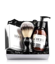 Nõberu of Sweden Shave Amber-Lime Bartpflegeset