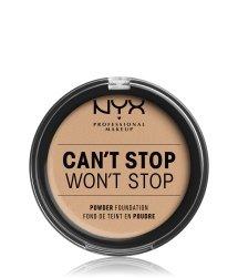 NYX Professional Makeup Can't Stop Won't Stop Kompakt Foundation