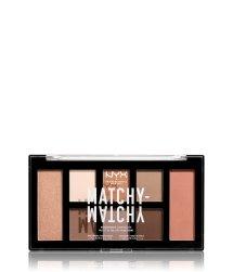 NYX Professional Makeup Matchy-Matchy Lidschatten Palette