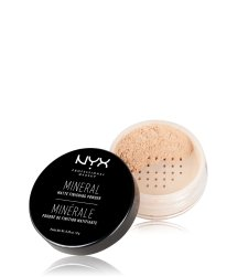 NYX Professional Makeup Mineral Loser Puder