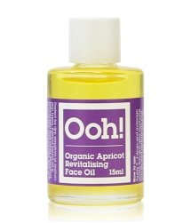 Oils of Heaven Organic Apricot Revitalising Face Oil Gesichtsöl