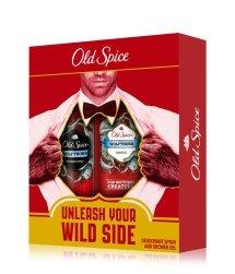 Old Spice Wolfthorn Körperpflegeset