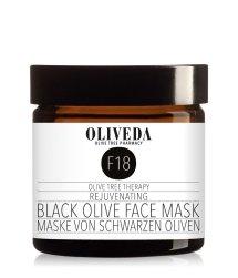 Oliveda Face Care Schwarze Oliven Gesichtsmaske
