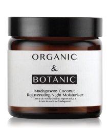 Organic & Botanic Madagascan Coconut Rejuvenating Nachtcreme