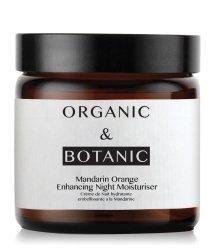 Organic & Botanic Mandarin Orange Enhancing Nachtcreme