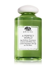 Origins A Perfect World Age-Defense Treatment Lotion With White Tea  Gesichtslotion