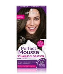 Perfect Mousse Schaumcoloration Haarfarbe