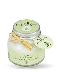 Pure Elements grüne Serie Gesichtsmaske