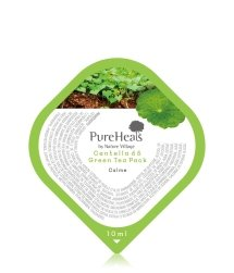 PureHeal's Centella 65 Green Tea Pack Gesichtsmaske