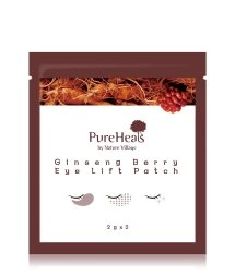 PureHeal's Ginseng Berry Eye Lift Augenpads