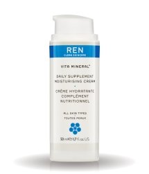 REN Vita Mineral Daily Supplement Moisturising Cream Gesichtscreme