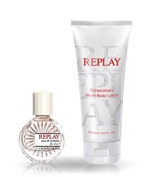 Replay For her! Duftset