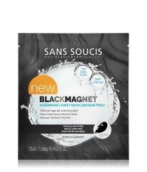 Sans Soucis Black Magnet Tuchmaske