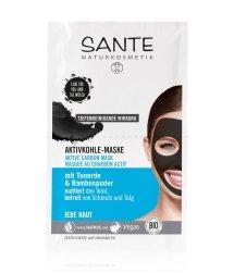 Sante Aktivkohle Gesichtsmaske