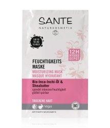 Sante Bio-Inca-Inchi-Öl & Sheabutter Gesichtsmaske
