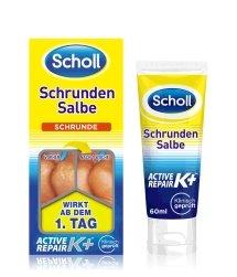 Scholl Care Fußcreme