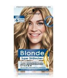 Schwarzkopf Blonde Super Strähnchen Haarfarbe